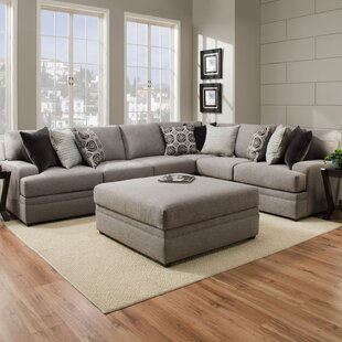 Sectional Attached Cushions | Wayfair
