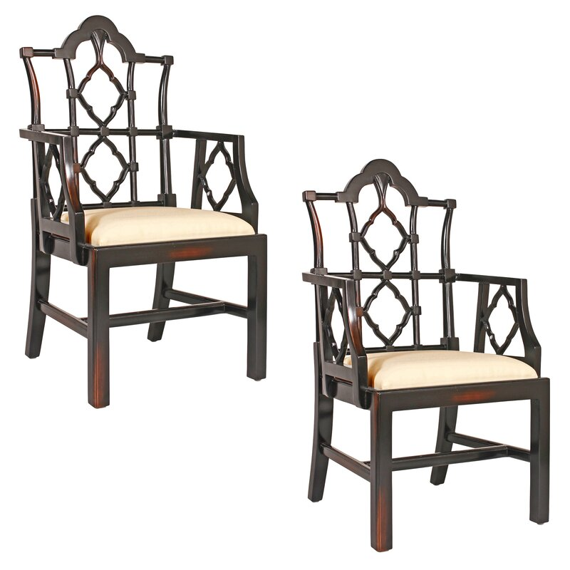 Attractive Chippendale Chairs Part - 14: Chinese Chippendale Armchair