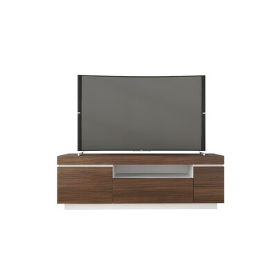 Wrought Studio Pell TV Stand Width of TV Stand: 60