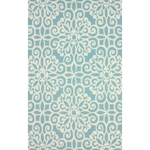 Vista Light Blue Lahoma Rug