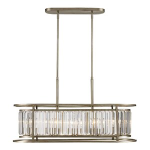 Beeston 5-Light Crystal Pendant