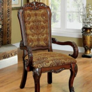 Choudhury Upholstered Dining Chair (Set of 2)