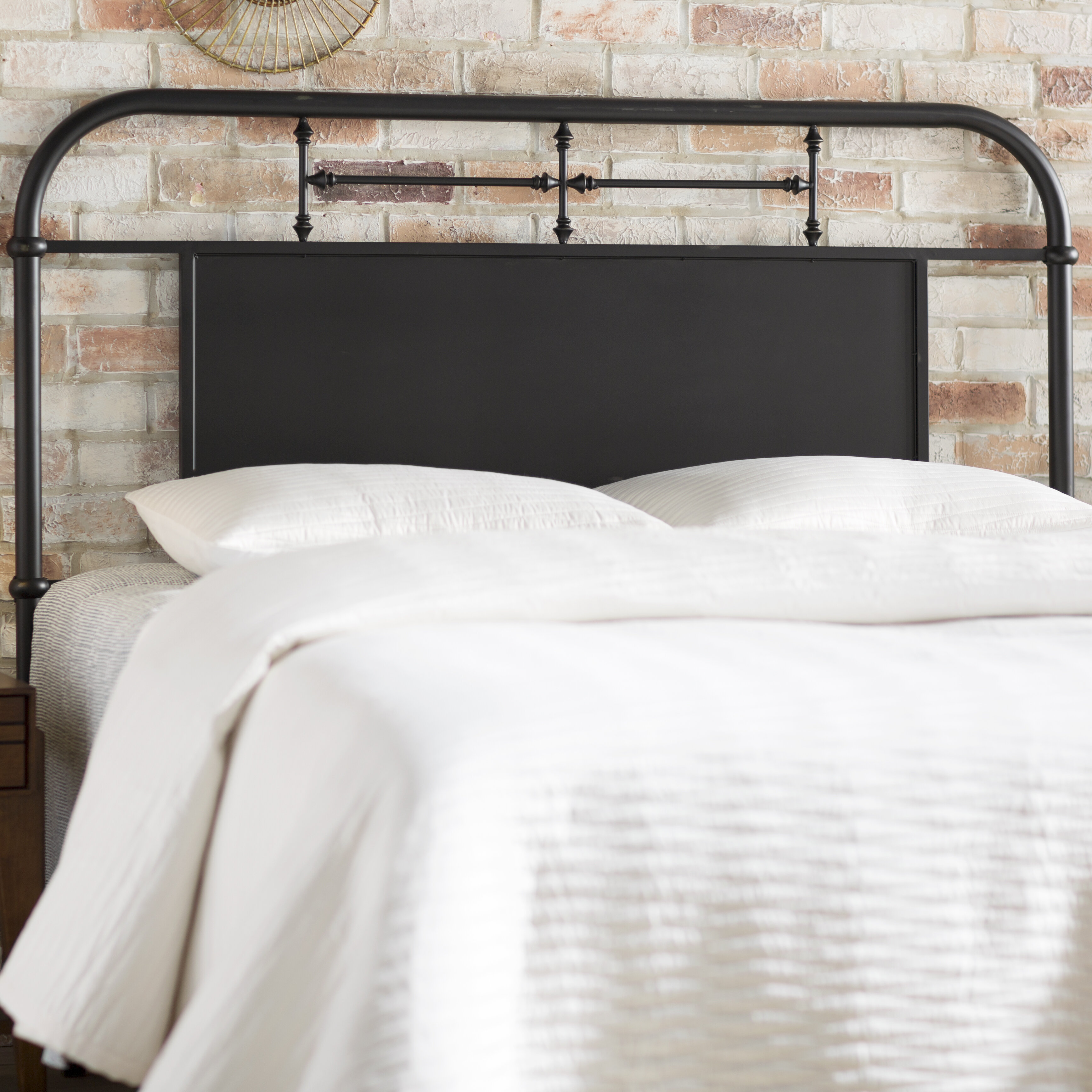 Mistana Lamont Open-Frame Headboard & Reviews | Wayfair