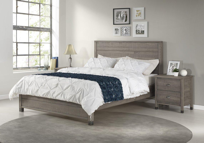 Highland Dunes Cathryn Platform Bed Amp Reviews Wayfair Ca