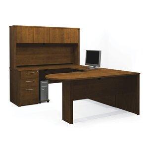 karyn ushape executive desk