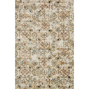 Torrance Ivory/Taupe Area Rug