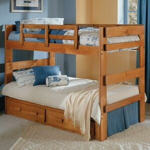Twin Bunk Bed with Storage by Chelsea ..