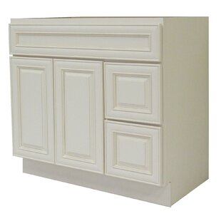 Cabinet 36 Single Bathroom Vanity Base Only