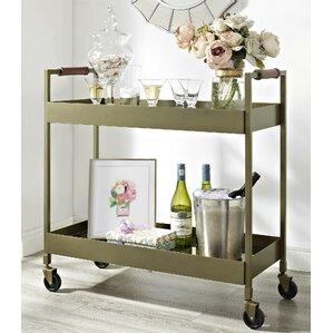 Cho Bar Cart by Ivy Bronx