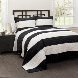hamilton 100 cotton quilt set