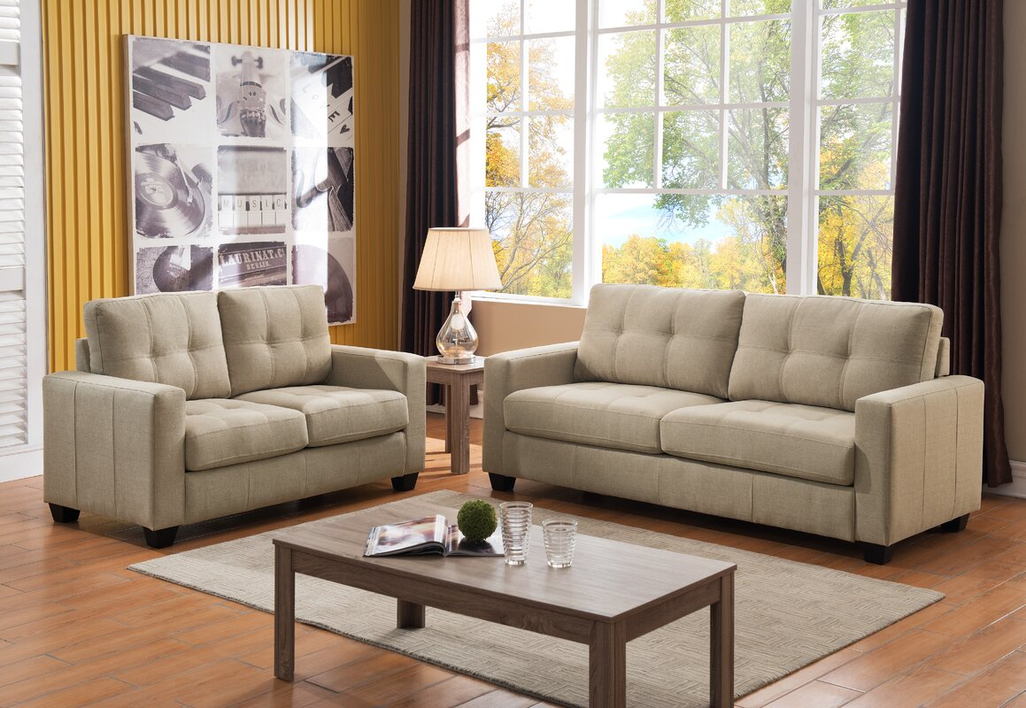 2 Piece Living Room Set Part 59