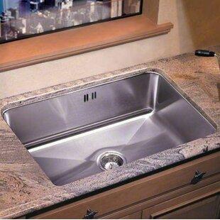 extra deep kitchen sink wayfair rh wayfair com Deep Bowl Sink Deep Single Kitchen Sinks Ceramic