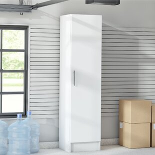 Wayfair Basics 65 H X 16 W D White Narrow Cabinet
