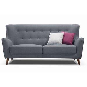 Jasper Retro Sofa by Diamond Sofa