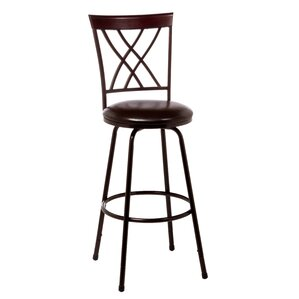 Northland Swivel Bar Stool by Hillsdale Furniture