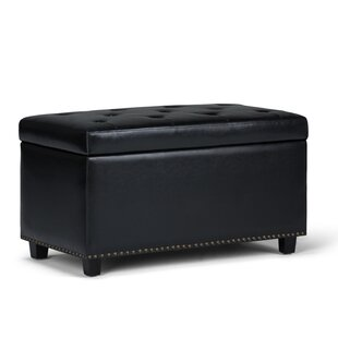 Good Black Storage Benches Youu0027ll Love | Wayfair