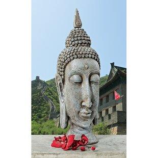 Beau Sukhothai Buddha Asian Garden Statue