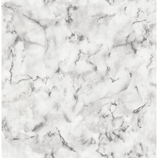 Marble 0065m X 52cm Semi Gloss Wallpaper Roll