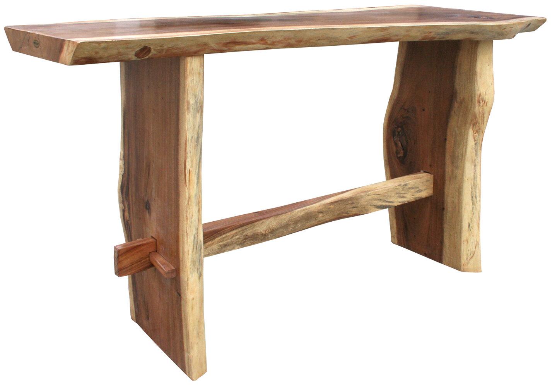 Chicteak suar pub table wayfair for Cie publication 85 table 2