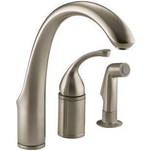 Find The Perfect Brushed Bronze Kitchen Faucets Wayfair
