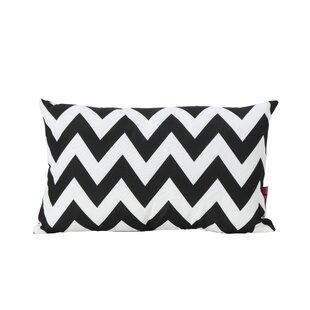 Black Chevron Throw Pillows You Ll Love Wayfair