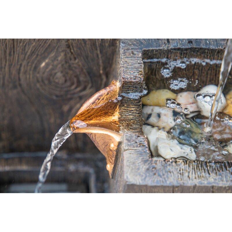 floor outdoor fountains. Mesa Resin Indoor/Outdoor Floor Fountain Outdoor Fountains