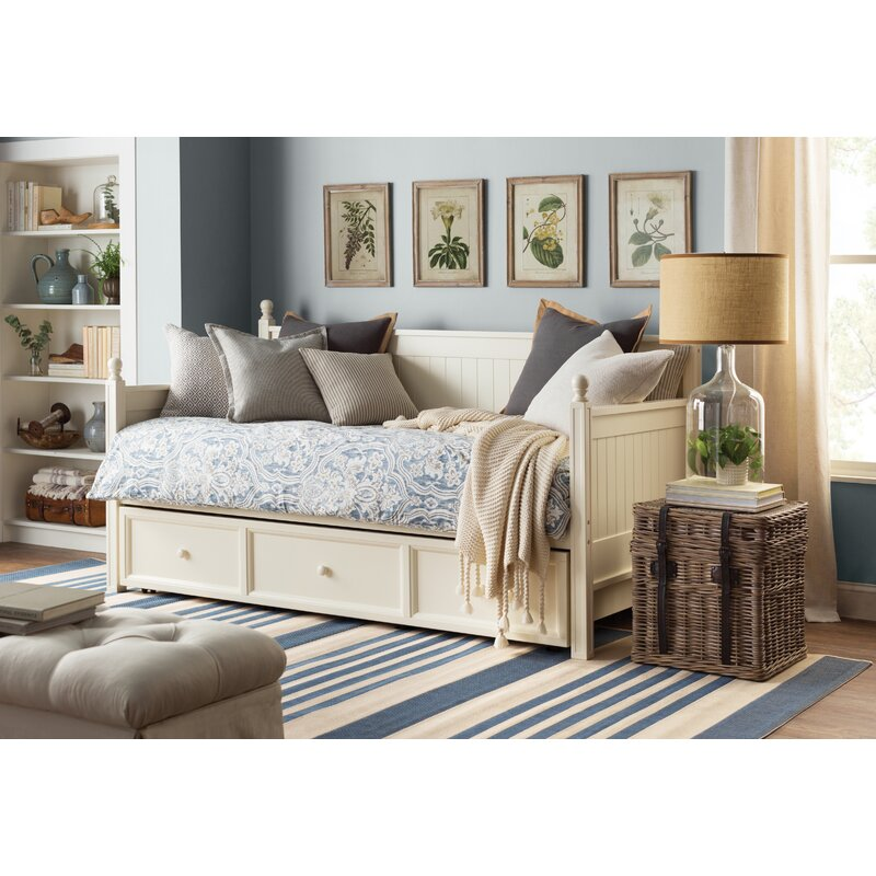 Birch Lane Heritage Casey Daybed With Trundle Reviews Birch Lane