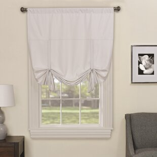 Columbia Blackout Window Tie Up Shade