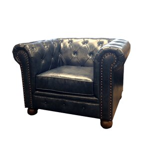 Winston Chesterfield Chair by Armen Living