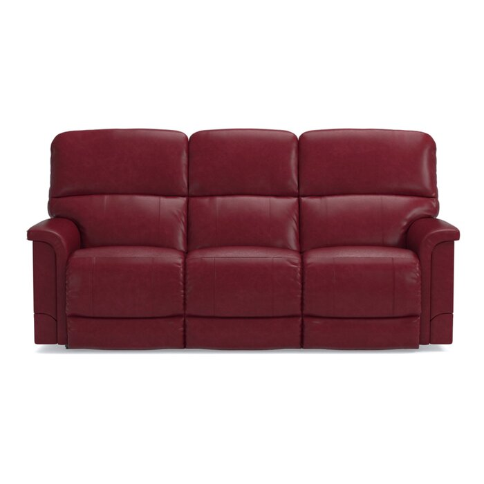 Oscar Genuine leather Reclining Sofa
