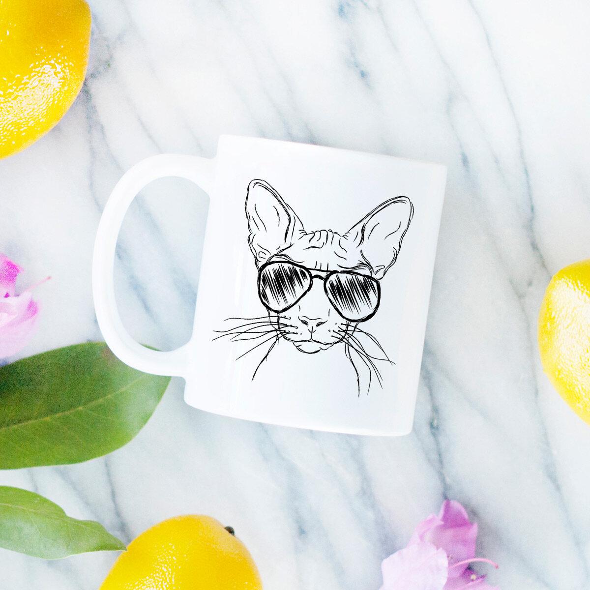 Arocha Sphinx Sphynx Cat Coffee Mug