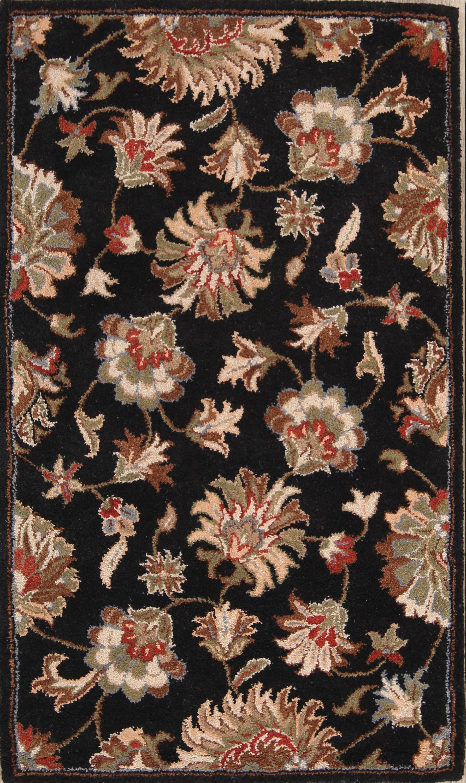 Bloomsbury Market Halcott Agra Persian Style Oriental Hand Tufted