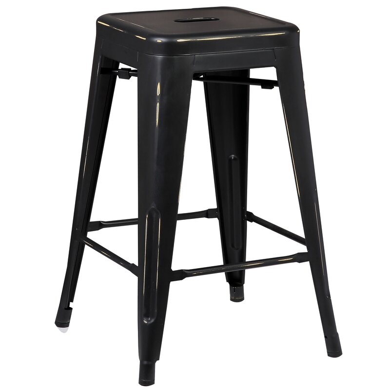 Super Alyssa 18 Bar Stool By Zipcode Design Best Prices Gmtry Best Dining Table And Chair Ideas Images Gmtryco