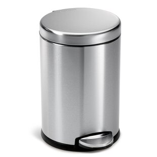 Small Trash Can With Lid Wayfair