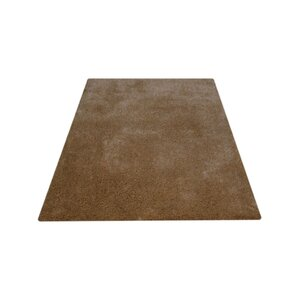 Sanford Solid Hand-Woven Ivory Area Rug