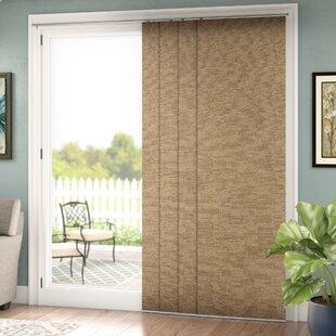 Sliding Door Vertical Blinds Wayfair