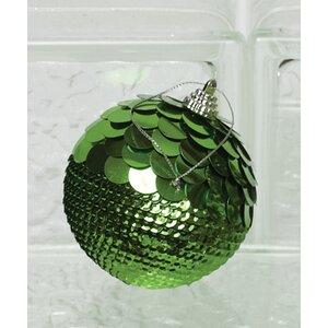 Sequin Ball Ornament