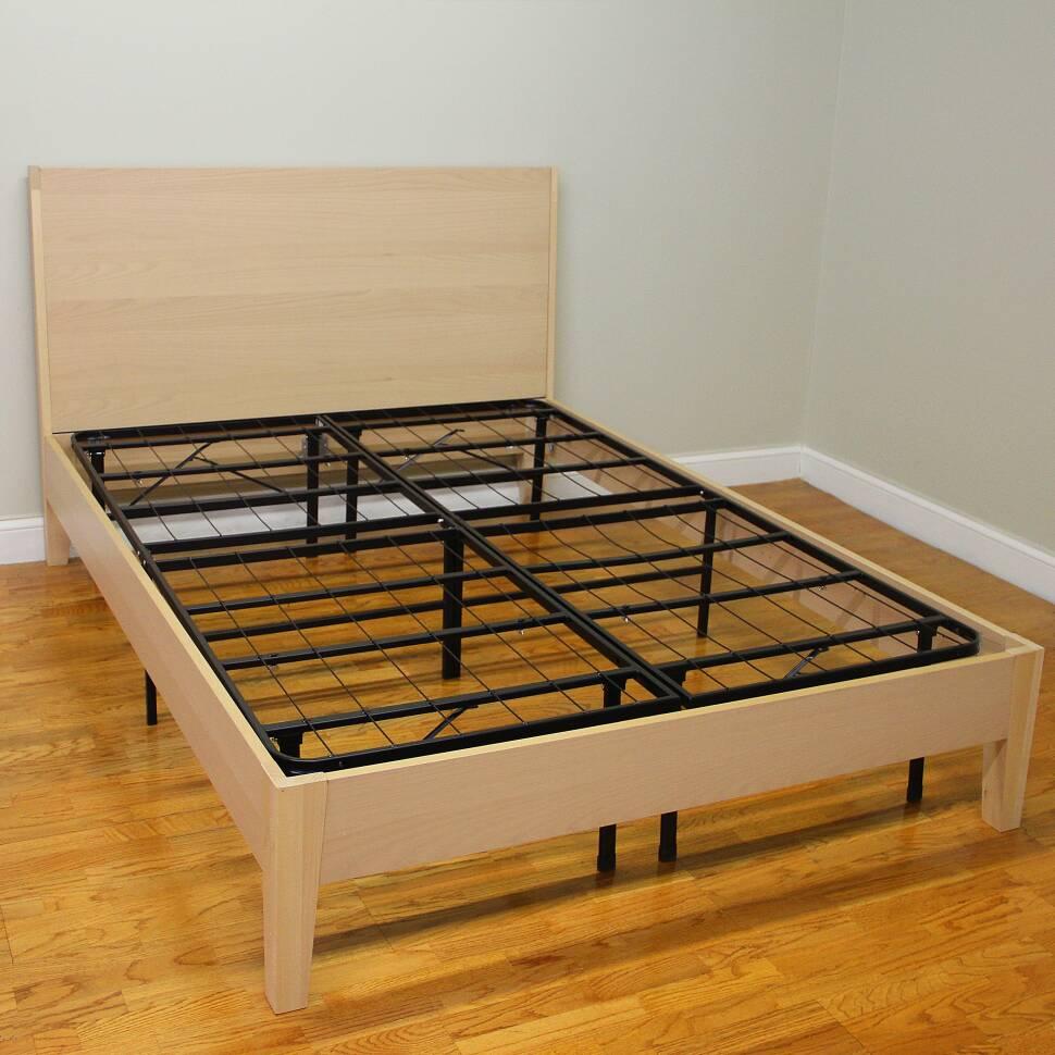 Alwyn Home Hiett Platform Bed Frame Reviews Wayfair