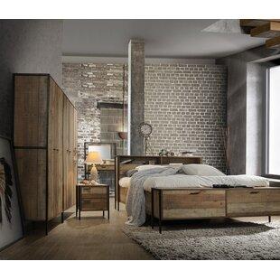 Double Bed Frame No Headboard Wayfair Co Uk