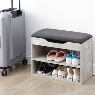 Storage Bench With Cushion | Wayfair