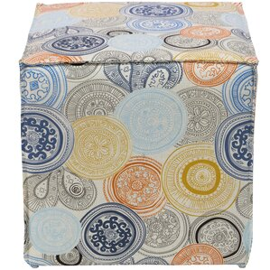 Jacklyn Cube Ottoman by Latitude Run