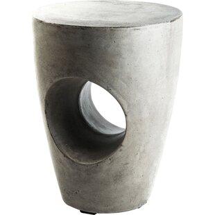 Aldham Concrete Side Table