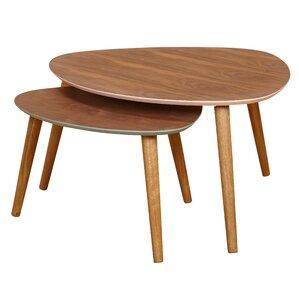 Branham 2 Piece Coffee Table Set