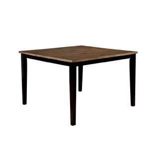 Sanborn Counter Height Solid Wood Pub Table