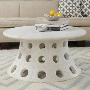 Taper Circle Coffee Table by Global Views