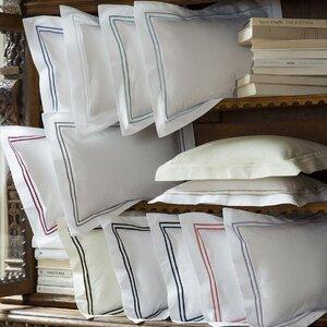 Buy Grande Hotel Egyptian-Quality Cotton Flat Sheet Set!