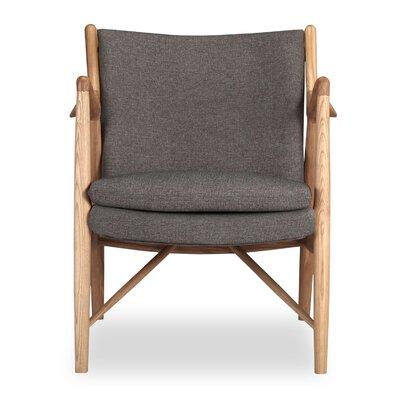 Rashad Armchair Corrigan Studio Upholstery: Gosford