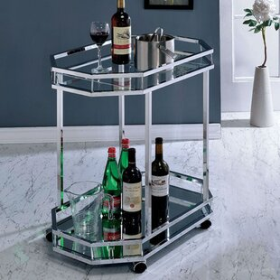 Graef Contemporary Bar Cart