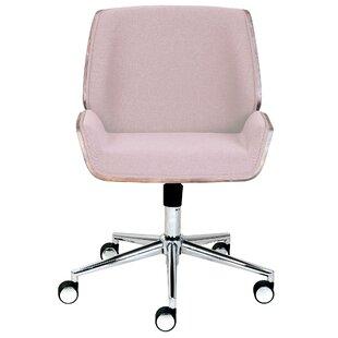 Beau Pink Desk Chairs Youu0027ll Love In 2019 | Wayfair