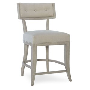 Elixir Klismos Bar Stool by Hooker Furniture
